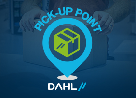 Dahl Pick-up-point! |