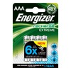 Energizer Rech Extreme AA/AAA