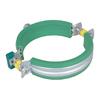 Plaströrsklammer Bifix 5000 G2, Gummiklädd, BUP, Walraven