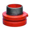 Rillad förminskningadapter, orange Typ S52, Victaulic produktblad 07.01
