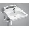 Väggstativ för tvättställ IDO