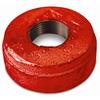 Lock med avtappning, röd Typ S60T, Victaulic produktblad 07.01