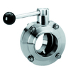 Vridspjällventil LKB ISO 2037 1.4404 - EPDM