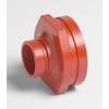 Rillad reducering, koncentrisk, röd/orange Typ S50, Victaulic produktblad 07.01