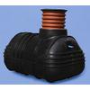 Slamavskiljare med pump, BDT+KL
