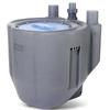 Pumpstationspaket Flygt Micropac 7 med pump DXGM 25-11 för avlopp