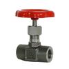 Nålventiler av rostfritt stål SS 2383 PN 400