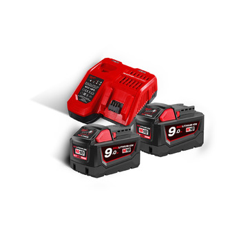 BATTERI KIT M18 NRG-902 MILWAUKEE